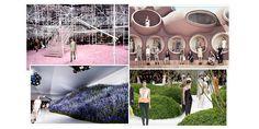 Diors most extraordinary show sets http://ift.tt/29j2DIj #VogueParis #Fashion