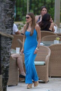 Luv this maxi dress