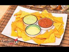 Nachos, Sweet Recipes, Youtube, Ethnic Recipes, Food, Ethnic Food, Salads, Essen, Meals