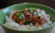 Appehtite - Slow Cooker Sesame Chicken