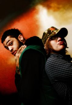 Patrick Stump and Travis McCoy of Gym Class Heroes Travie Mccoy, Gym Classes, Patrick Stump, Pete Wentz, Emo Bands, Paramore, Fall Out Boy, Body Image, Music Is Life