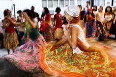 """O evento é realizado pelo grupo """"As Três Marias """" que tem por objetivo agregar a cultura maranhense no Rio de Janeiro."""