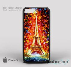 Afremov Eiffel for iPhone 4/4S, iPhone 5/5S, iPhone 5c, iPhone 6, iPhone 6 Plus, iPod 4, iPod 5, Samsung Galaxy S3, Galaxy S4, Galaxy S5, Galaxy S6, Samsung Galaxy Note 3, Galaxy Note 4, Phone Case