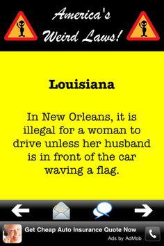 Stupid va laws
