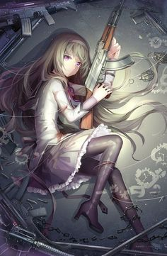 Anime Art by Janice