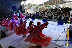 """Nezahualcóyotl, Méx. 15 Junio 2013. Ballet folklórico """"ASI ES MÉXICO"""", fiesta, espectáculo y alegría. Orgullosamente de Neza."""