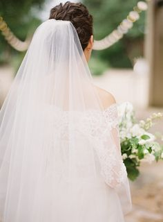 643be0ee157c2 1087 Best Veils images in 2019 | Bridal veils, Wedding veils, Alon ...