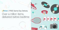 Amazon USA: Taggleiche Auslieferung jetzt kostenfrei für Prime-Kunden - http://www.onlinemarktplatz.de/58766/amazon-usa-taggleiche-auslieferung-jetzt-kostenfrei-fuer-prime-kunden/