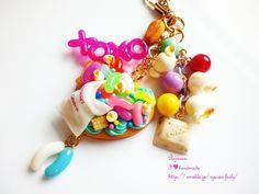 *お菓子の袋・Yummy mix!!*の画像 | Ryuusa☆I loveハンドメイド☆