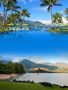 Enjoy OSEA at the The Halele'a Spa at The St. Regis Princeville Resort in Kauai.