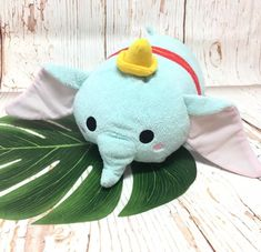 78f619a772c New~ Disney Tsum Tsum Dumbo Medium 12