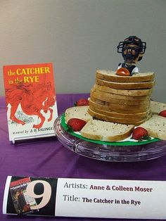 Edible Book Festival: Pictures - UW-Madison Libraries