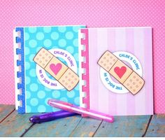 Doc McStuffins Personalized Big Book of Boo Boos Notebook Favor