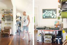 Nitsua - Byron Bay, Australia : Photography by Julia Atkinson for Studio Home
