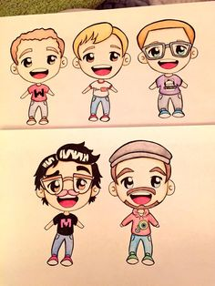 Aww, this fan art is adorable :D