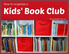 The Educators' Spin On It: How to Run A Kids' Book Club through Scholastic Reading Clubs Tutorial