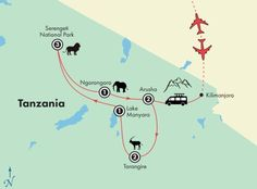 11 Day The Serengeti & Beyond: A Tanzania Safari 2018 (Discovery Tour, Monday Departure) - Gate 1 Travel