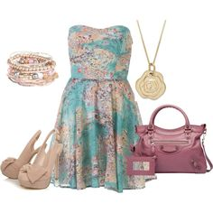 cutie, created by desiree-ireland on Polyvore