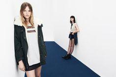 Zara TRF F/W 13 Lookbook (Zara)