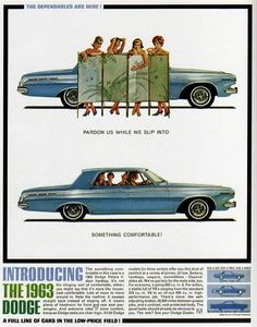 Vintage Ads From the 50s, 60s, and 70s