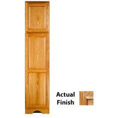Kitchen Wooden Door Pantry Cabinet 18 Deep Pantry Cabinet 24 Wide ...