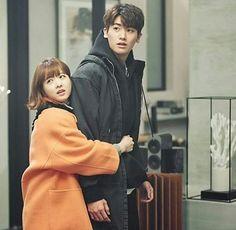 Park Bo Young as Do Bong Soon Park Hyung Sik as Ahn Min Hyuk • Strong Woman Do Bong Soon