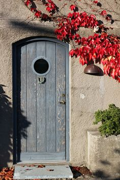 Aalborg, Denmark  ....reminds me of a birdhouse....