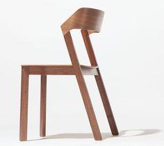 Alexander Gufler unveils sculptural wooden furniture for TON