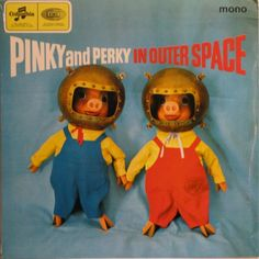 Pinky and Perky in Outer Space