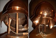 Discussion of Greek helmets. Comitatus is Britain's leading Late Roman re-enactment group helping to set a new standard in historical authenticity.