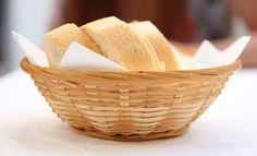 BREAD While a free piece of bread or two is a nice way to get something into your stomach at the beginning don't pay for it at the restaurant... - Shutterstock  http://www.msn.com/en-us/foodanddrink/restaurantsandnews/the-10-very-worst-things-you-can-order-in-a-restaurant/ss-BBrLmuF?li=BBnb7Kw&ocid=HPCOMMDHP15&fullscreen=true#image=6