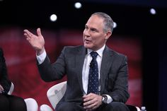 In the US, the fox is guarding the henhouse.  The EPA chief just said CO2 doesn't cause global warming; by Mihai Andrei in www.zmescience.com of March 13, 2017