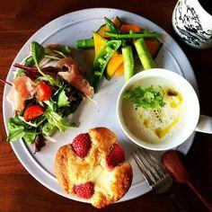 instagram Tapas Recipes, Clean Recipes, Veggie Recipes, Cooking Recipes, Healthy Recipes, Breakfast For Dinner, Breakfast Recipes, B12 Foods, Healthy Cooking