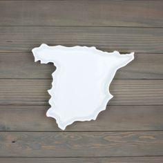 Spain Plate #corbeco #WorldPlate #España