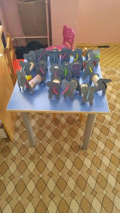 üç boyutlu fillerimiz