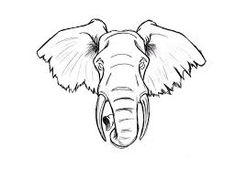 """Résultat de recherche d'images pour """"elephant tattoo"""""""