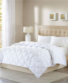 Sleep Philosophy WonderWool Down Alternative King Comforter, Moisture Wicking, Odor Resistant - $129.99