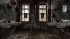 Armand Auclerc Weston State Hospital, formerly the Trans-Allegheny Lunatic Asylum, Weston, West Virginia (1864-1994)....