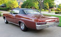 1966 Chevrolet Caprice Sport Coupe