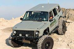 131 1307 02+1986 Jeep Cherokee Race 2 Recreate+chevy Small Block Engine - Photo 52343646 - 1986 Jeep Cherokee - Race 2 Recreate