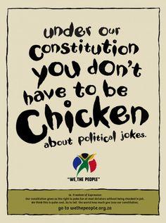 Nando's and politics... again :)