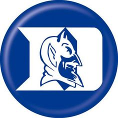 Duke University Blue Devils disc