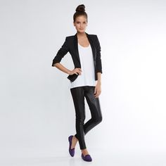 Faux Leather pants, dying for one of those