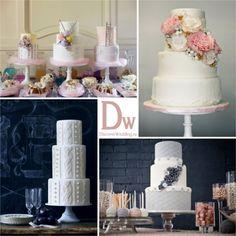 Свадьба с вязаными мотивами | DiscoverWedding.ru