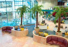 Magic Sunrise club Eilat lobby