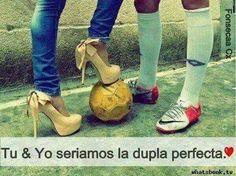 Tu y yo seriamos la dupla perfecta