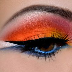 Love this look.... very tropical :)