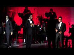 """IL VOLO """"Granada"""" @Pescara - YouTube"""