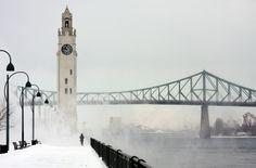 Pont Jacques-Cartier, Montréal | 20 paysages québécois à couper le souffle
