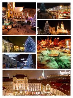 """""""125. Christmas 2014 - Slovakia"""" by staycloudyornah ❤ liked on Polyvore"""
